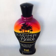 Somewhere On a Beach Dark Indoor Outdoor Tanning Lotion Devoted Creations 2017