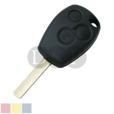 Remote Key Shell fit for RENAULT Clio Modus Twingo Kangoo Master Key Case 3 BTN