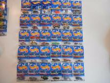 L@@K HUGE LOT OF 30 Hot Wheels FIRST EDITIONS BASIC MIXED YEARS 1/64 DIECAST CAR