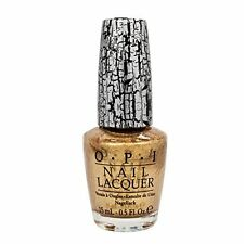 OPI Nail Polish - Gold Shatter NL E60 100% Authentic