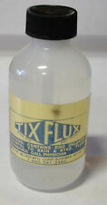 New Tix Flux - For Soft Solders 2 ounces Soldering Supplies (SD-05-2)