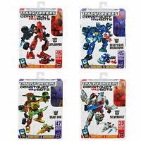 TRANSFORMERS CONSTRUCT BOTS SCOUT CLASS ACTION FIGURES CHARACTER PLAY SET TOY