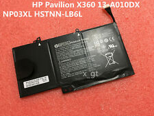 Original Battery HP ENVY x360 15-u011dx NP03XL 11.4V 43.Wh 761230-005 HSTNN-LB6L