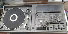 Sharp  Music Centre. Retro. Vintage. Turntable.