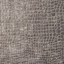 A0151J Grey Textured Alligator Shiny Woven Velvet Upholstery Fabric By The Yard