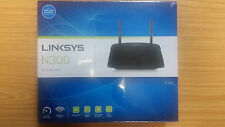 Linksys N300 Router 10 100 1000 Gigabit Ports Broadband Cable Router