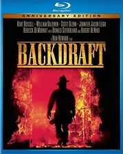 Backdraft [Anniversary Edition] Blu-ray Region A
