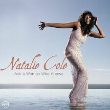 Ask a Woman Who Knows by Natalie Cole (Cassette, Sep-2002, Verve)