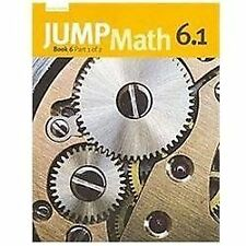 JUMP Math 6.1: Book 6, Part 1 of 2  (ExLib)