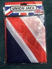 UNION JACK FLAG UK GREAT BRITAIN 3 X 5 foot .in Bag