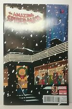AMAZING SPIDER-MAN #700 NM Marcos Martin New Year Special