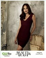 KRISTIN KREUK signed autographed BEAUTY AND THE BEAST CATHERINE CHANDLER photo