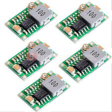 5pcs Mini-360 DC-DC Buck Converter Step Down Module 4.75V-23V to 1V-17V