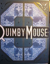 QUIMBY THE MOUSE Collected Works H/C (1st Printing/2003/VF+, 9.0 in grade)