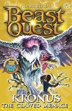 Kronus the Clawed Menace (Beast Quest), By Blade, Adam,in Used but Acceptable co