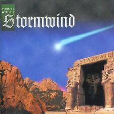 STORMWIND Stargate CD +2 Trax: CHASTAIN, YNGWIE, STRATOVARIUS, NATION, NARNIA