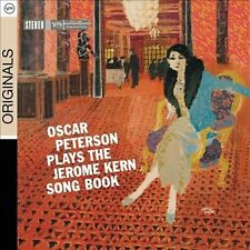 OSCAR PETERSON Plays Jerome Kern Song Book CD NEW Digipak RM Verve B0012703-02