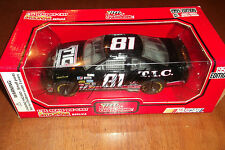KENNY WALLACE #81 T.I.C. AUTOGRAPHED 1995 EDITION RACING CHAMPIONS 1:24 (22)