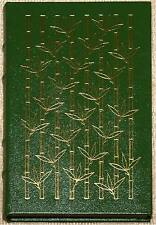 JUNGLE BOOKS ~ RUDYARD KIPLING ~ ILLUS ~ EASTON PRESS ~ LEATHER BOUND GIFT ED
