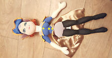Disney Store Exclusive Treasure Planet Captain Amelia Soft Toy Approx 16""