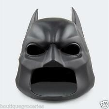 The Dark Knight BATMAN helmet Soft rubber Cosplay Kid Mask Halloween Props Gift