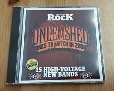Classic Rock Presents Unleashed (Ones To Watch In 2008) - 15 track comp CD