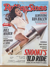 ROLLING STONE MAGAZINE Issue 1126 Snooki Mumford & Sons Wiz Kalifa March 17 2011