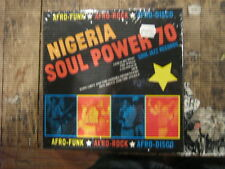 "Nigeria Soul Power 70 V/A 5x 7"" Vinyl Box Set NEW Soul Jazz Records RSD 2017"