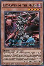 YU-GI-OH, ENGRAVER OF THE MARK, SR, CORE-ENSE3, LIM, TOP
