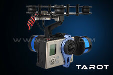 Tarot T-2D Gopro Brushless Gimbal with Gyro TL68A00 Tarot 2 axis Camera Mount