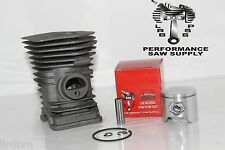 HUSQVARNA 340, 345, 350 PISTON & CYLINDER KIT, 44MM, NEW