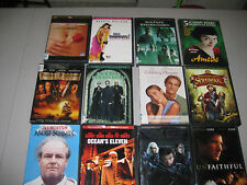 750 (10 Boxes)+Used DVD-Box-Bulk-Lot-Wholesale-In-Cases
