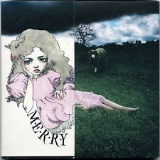 MERRY: M.E.R.R.Y. - メリ 2007 Limited Edition Japanese CD + DVD