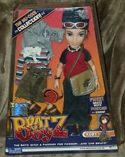 Bratz Boyz Koby Doll Nu Cool Collection MGA NIB RARE COLLECTIBLE