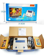 HOT Console Computer + 400 games +2 Handle Control TV Video Funny 17.5 * 18 cm *