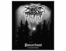 DARK THRONE panzerfaust 2010   - WOVEN SEW ON PATCH - free shipping