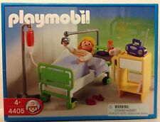 Playmobil 4405 Hospital Room, Patient,  IV w/Stand - NEW