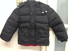 VGC BHS MINI B ORIGINAL QUALITY KIDSWEAR BLACK PADDED COAT AGE 2-3 YRS