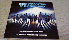 PAUL FISHMAN CLOSE ENCOUNTERS GREAT SPACE MUSIC 1st UK LP 1978 SYNTH FUNK LISTEN