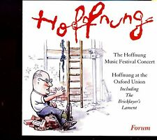The Hoffnung Music Festival Concert (1956) and the Oxford Union Address  - MINT