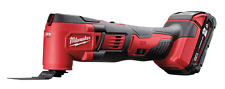 Milwaukee Professionale Multitool-Batteria M18 BMT/4.0 + 2.0 Ah 2 batteria con