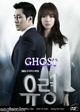 Ghost Korean Drama (5 DVDs) Excellent English & Quality - Box Set!