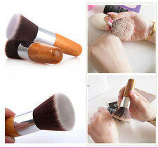 Flat Top Buffer Foundation Powder Brush Cosmetic Salon Brush Makeup Basic Brush