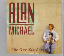 Alan Michael-The One You Love cd single
