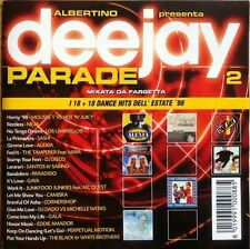 DEEJAY PARADE -  Vol 2 - CD usato/used