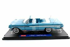 1961 Chevrolet Impala Convertible Limited Exclusive Edition Sunstar 1:18 Scale