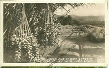 CALIFORNIA , INDIO  COACHELLA VALLEY FRASHER RPPC VINTAGE  (CA-I)