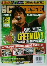 Big Cheese Green Day Punk Rock Special Poster Seether July 2014 FREE SHIPPING