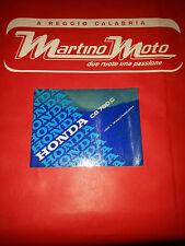 libretto uso e manutenzione Honda CB750C CB 750 C owner's manual moto epoca