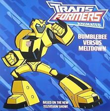 Transformers Animated: Bumblebee versus Meltdown
